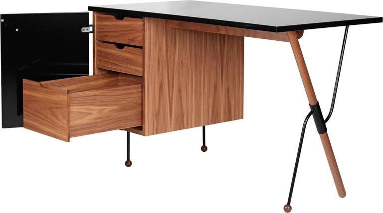 Greta Magnusson Grossman Series 62 Desk For Sale 5