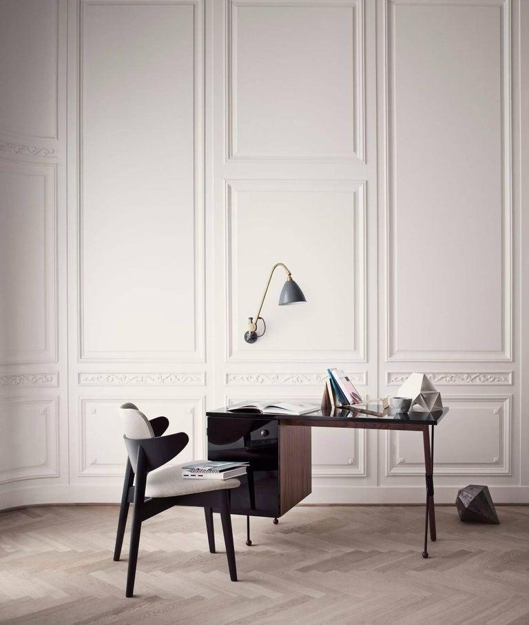 Greta Magnusson Grossman Series 62 Desk For Sale 8