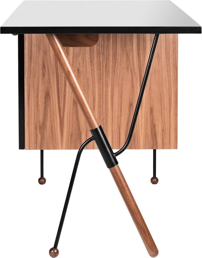 Contemporary Greta Magnusson Grossman Series 62 Desk For Sale
