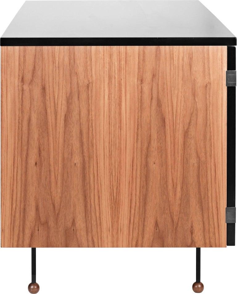 Steel Greta Magnusson Grossman Series 62 Desk For Sale