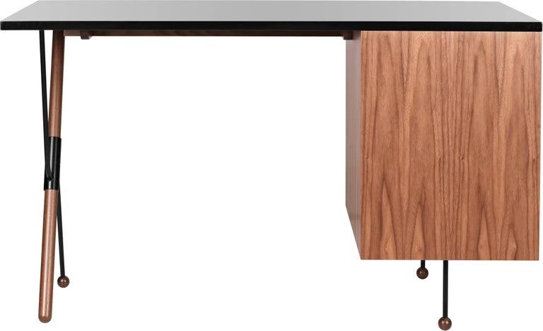 Greta Magnusson Grossman Series 62 Desk For Sale 1