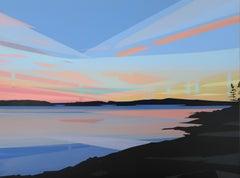 Sunset, Grindstone Point