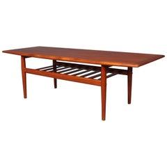 Grete Jalk Coffee Table, Teak