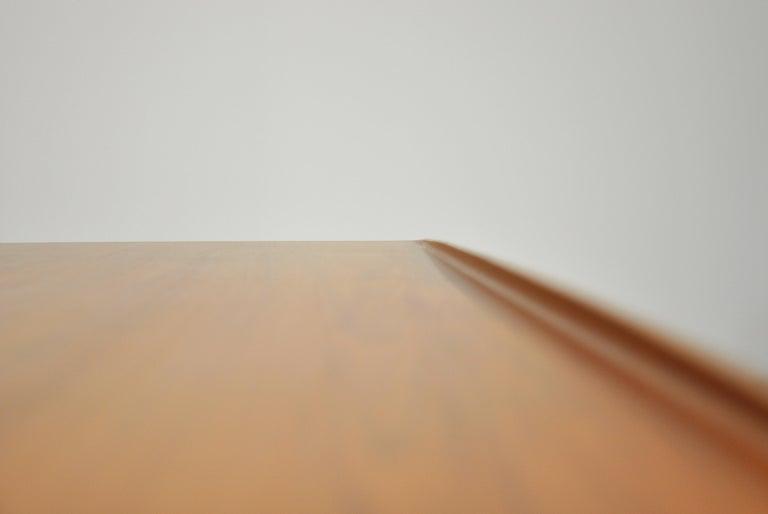 Grete Jalk for Poul Jeppesen Teak Surfboard Coffee Table 9