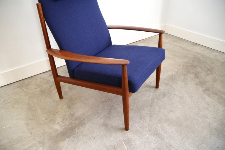 Designer: Grete Jalk Manufacture: Dunbar Period/style: Mid-Century Modern Country: US Date: 1950s.