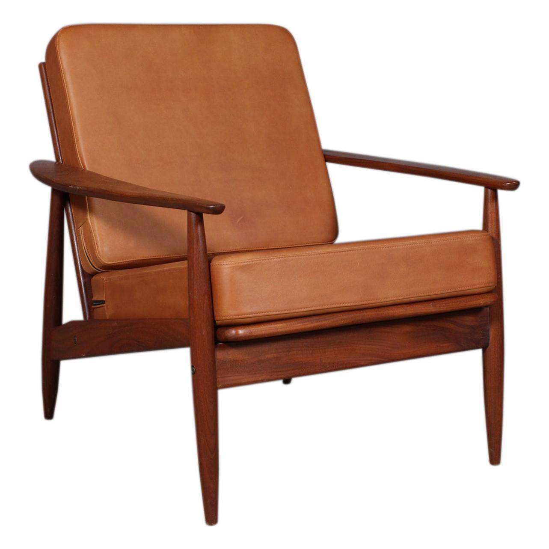 Grete Jalk Lounge Chair