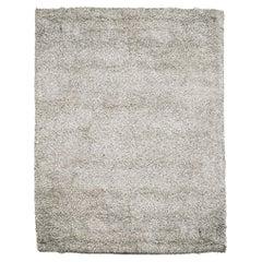 Grey 8' x 10' Shag Pile Rug, Kasthall
