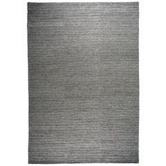 Grey Braided Area Rug