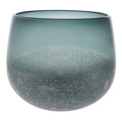 Grey Bubble Deep Bowl