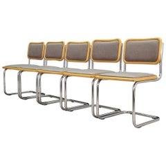 Grey Chairs Vintage 1980s Retro