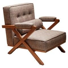 Grey Dillon Chair by Lawson-Fenning