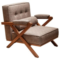 Grey Dillon Chair by Lawson-Fenning, in Stock