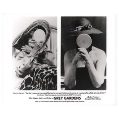 Grey Gardens R2000s U.S. Silver Gelatin Single-Weight Photo