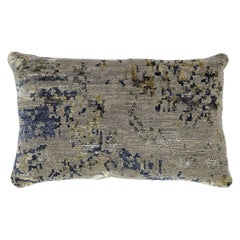 Grey Marble Pillow