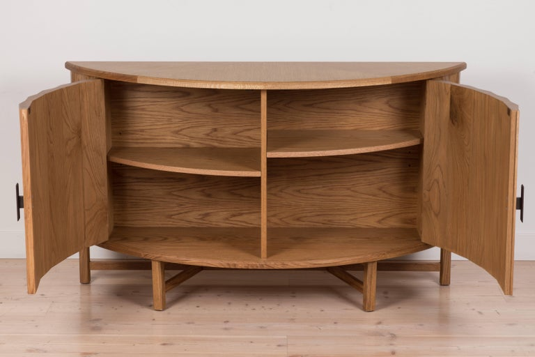 Contemporary Griffin Console by Lawson-Fenning For Sale