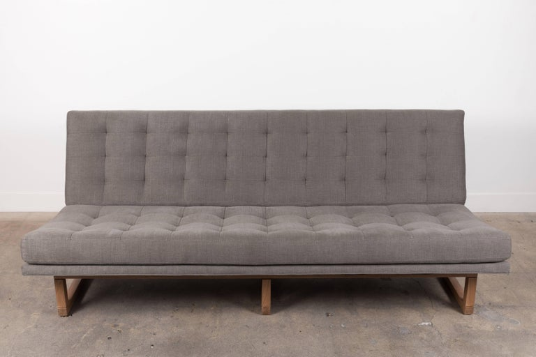 Griffin sofa by Lawson-Fenning  Available to order in Customer's Own Materials with a 6-8 week lead time.   As shown: $4,150  To order: $3,250 + COM.
