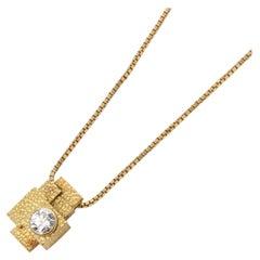 Grima 2.18ct Diamond Bespoke Pendant Necklace