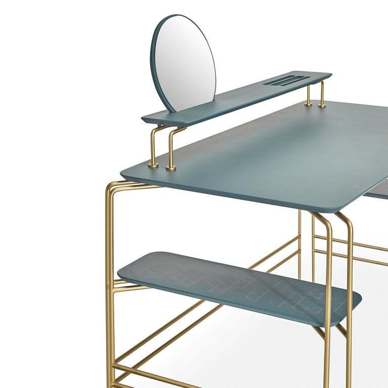 Italian Grimilde Console Desk For Sale
