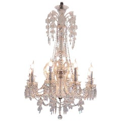 Groenensteyn Hermitage Crystal Chandelier with Swarovski Crystals