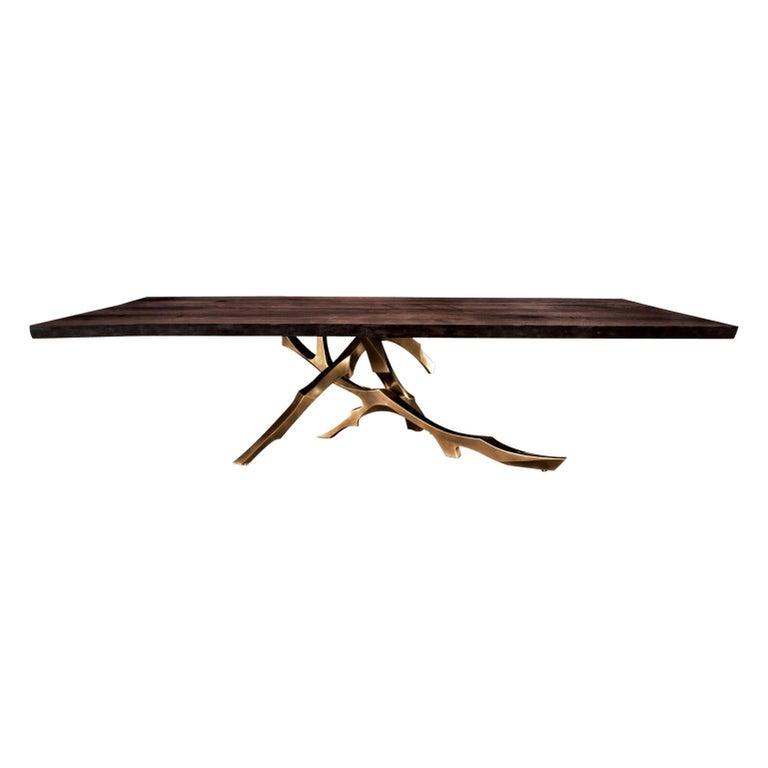 Grolier Table Hudson Furniture by Barlas Baylar For Sale