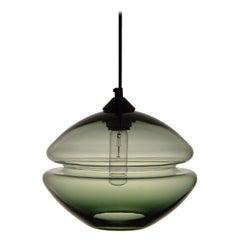 Groove Serie Niedrige Pod Hängeleuchte, Moderne Handgemachte Glaslampe