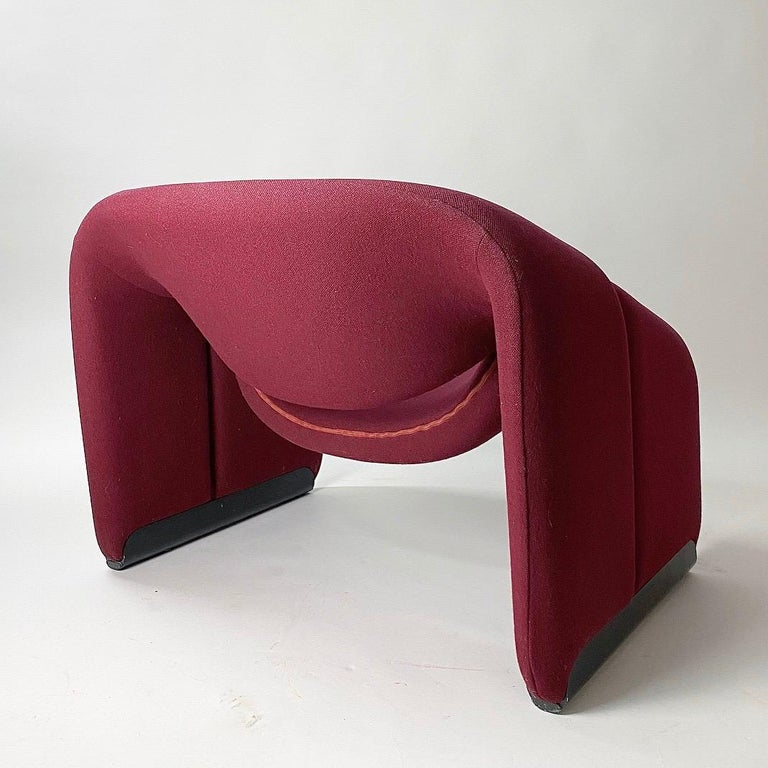 groovy lounge chair by pierre paulin for artifort for sale at 1stdibs groovy lounge chair by pierre paulin for artifort