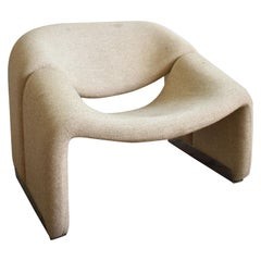 Groovy Lounge Chair by Pierre Paulin for Artifort, France, 1970s
