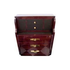 Grosfeld House Chest or Secretary, 1940s