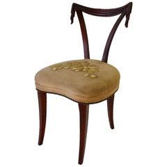 Grosfeld House Draped Side Chair