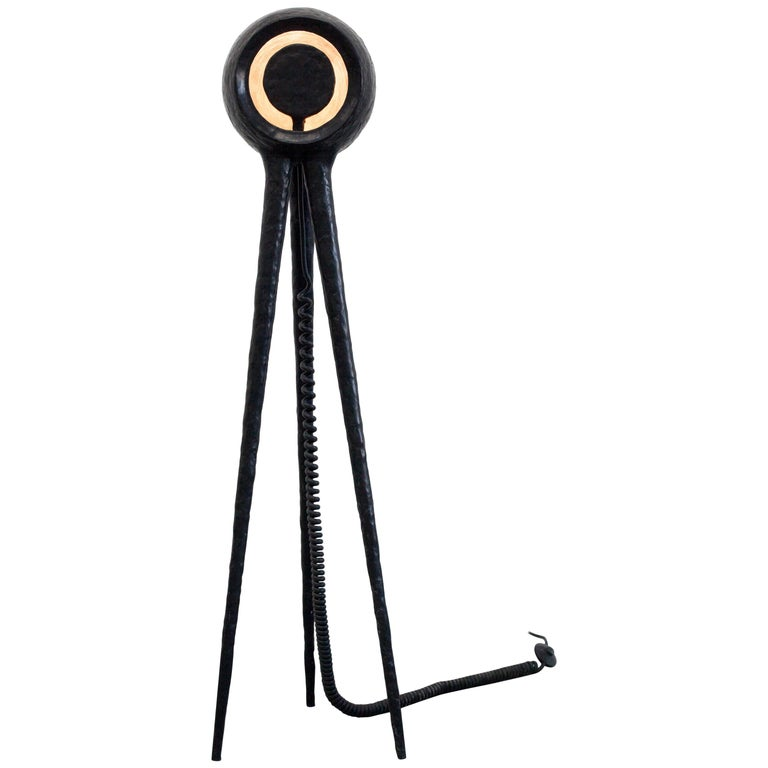 Grotesque Crepuscule Floor Lamp by Material Lust For Sale