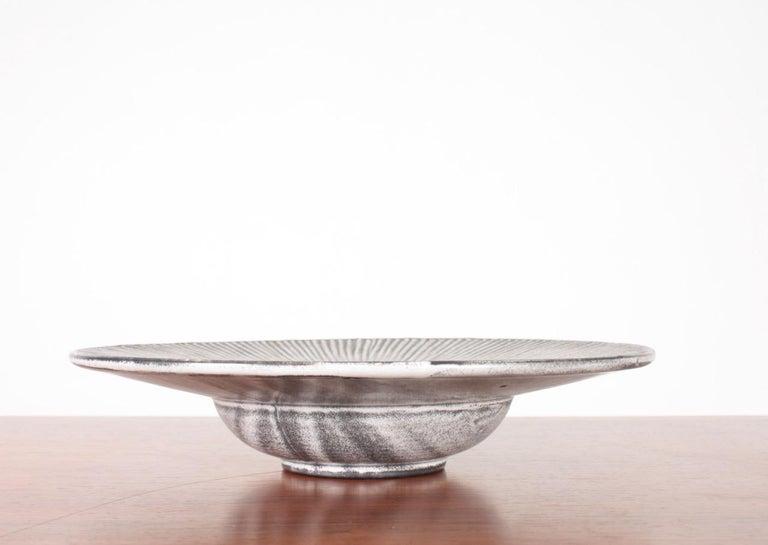 Ceramic Group of Decorative Midcentury Vases by Hammershøj, 1940s, Danish Design For Sale
