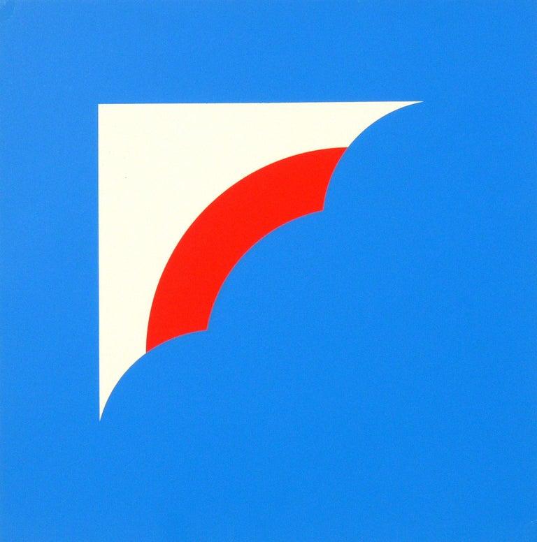 Dutch Group of Modernist Serigraphs by Ellsworth Kelly et al