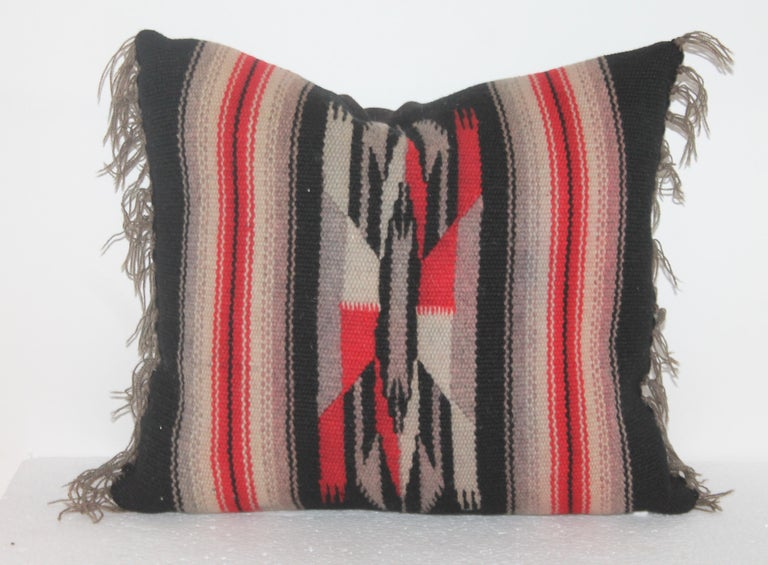 American Group of Small Mexican Pillows 6 For Sale