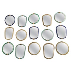 Grouping of Murano Glass Mirrors by Barovier & Toso
