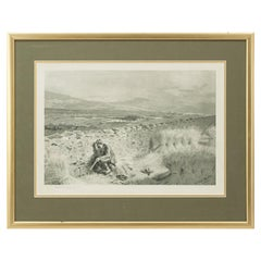 Grouse Shooting Print by Archibald Thorburn, Patience