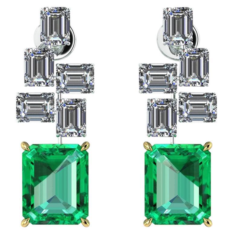 FERRUCCI Dangle Earrings