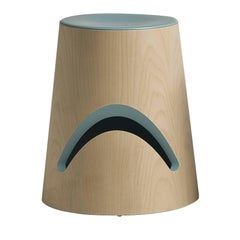 Grumpy Stool/Magazine Holder Blue