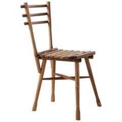 Gebrüder Thonet Vienna GmbH Garten Outdoor Chair in Acacia Wood