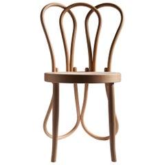 Gebrüder Thonet Vienna GmbH Post Mundus Chair in Beech