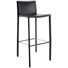 Gebrüder Thonet Vienna GmbH Twiggy Large Chair in Black and Backrest
