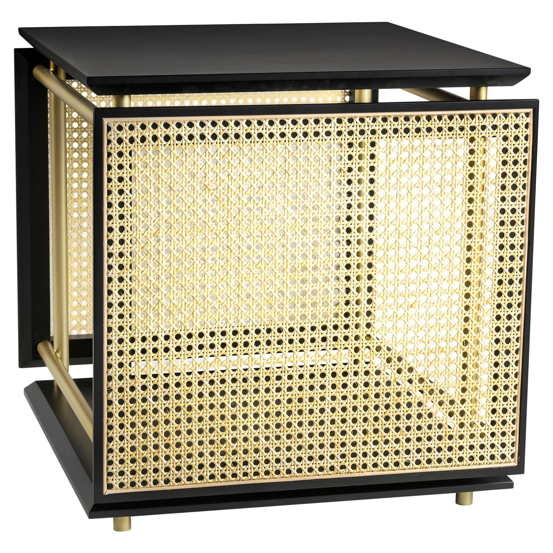 Gebrüder Thonet Vienna GmbH Wiener Box Small Coffee Table in Wood