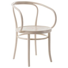 GTV Thonet Wiener Stuhl Chair with Perforated Plywood Seat by Gebrüder Thonet