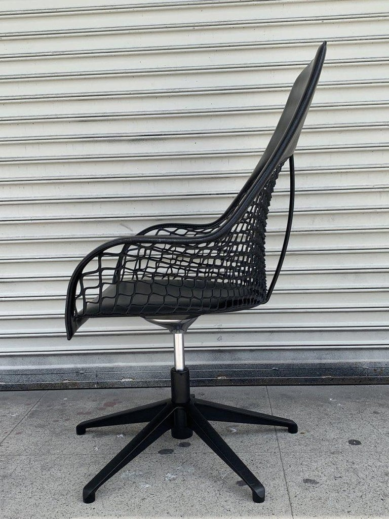 Italian Guapa Chair by Sempere Poli for Midj Spa Made in Italy For Sale
