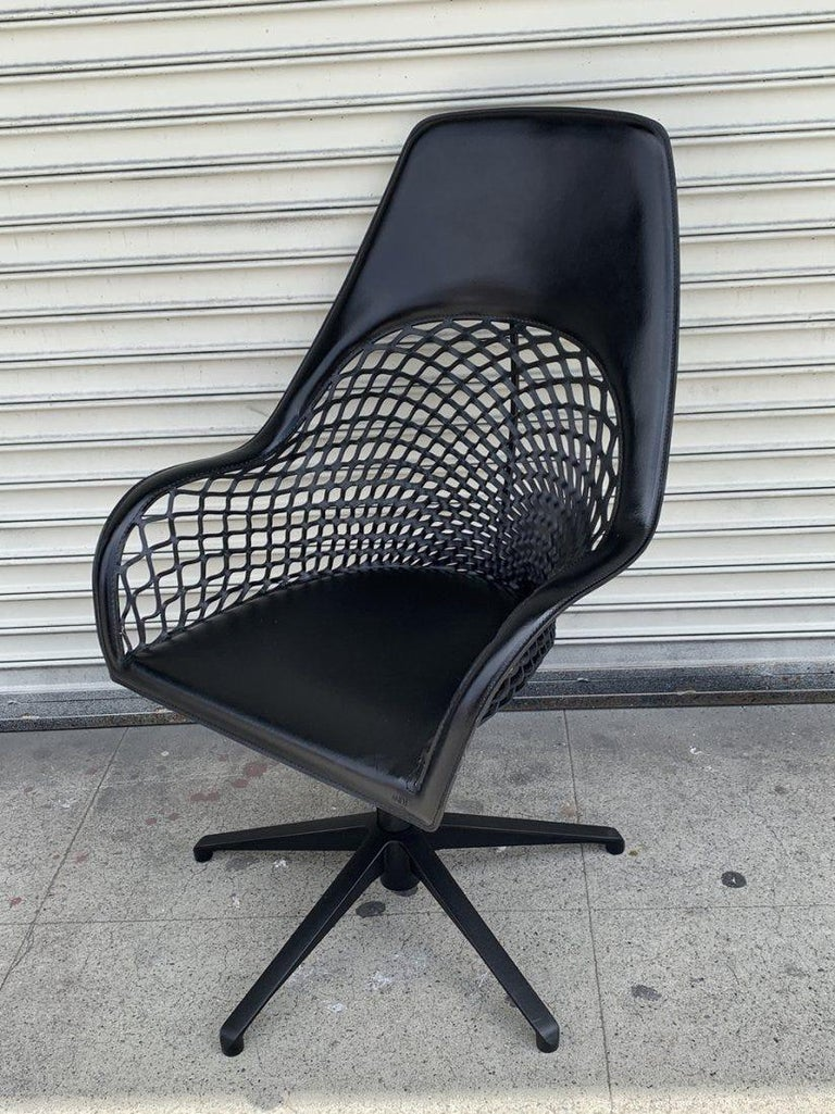 Contemporary Guapa Chair by Sempere Poli for Midj Spa Made in Italy For Sale
