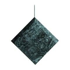 "Guatemala Marble Ceiling Lamp ""Werner Jr."" in Stock"