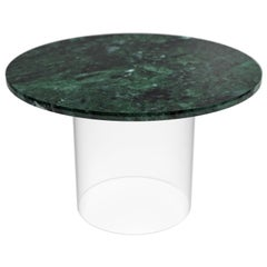 Guatemala Marble Coffee Table, x2 15w Wireless Charger