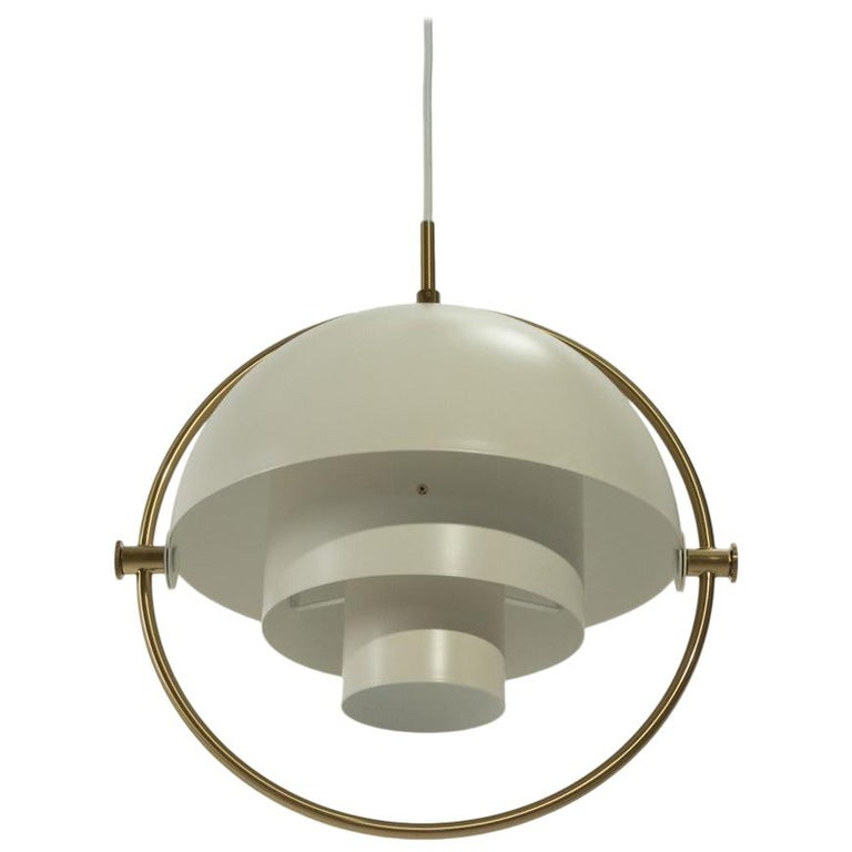 Gubi Multi-Lite Pendant Light by Louis Weisdorf For Sale