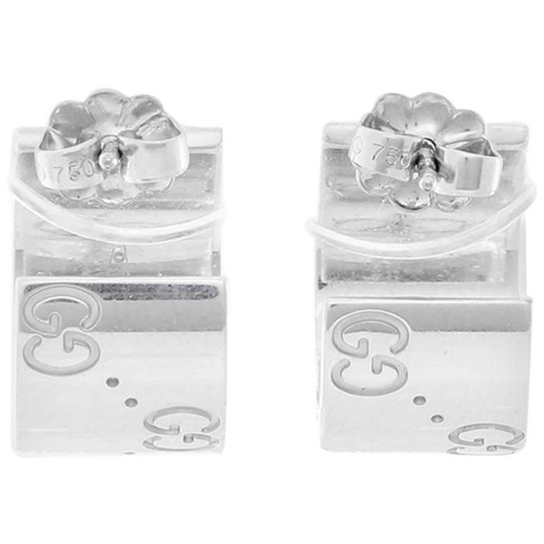 1b1eb4506a9 Gucci Hoop Earrings - Best All Earring Photos Kamilmaciol.Com