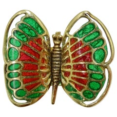 Gucci Butterfly Ring