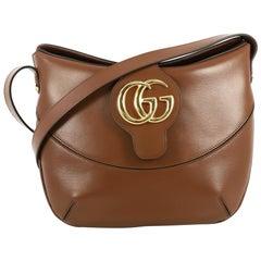 Gucci Arli Crossbody Bag Leather Medium
